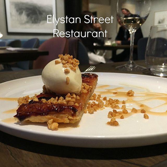 A Review of Elystan Street by Phil Howard - Chelsea restaurant