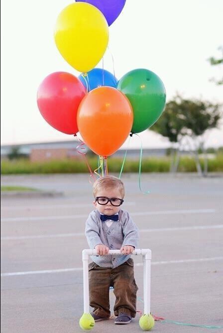 Cute Halloween costume idea :)