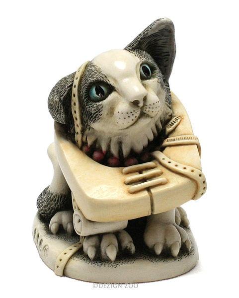 Harmony Kingdom Crooze Cat
