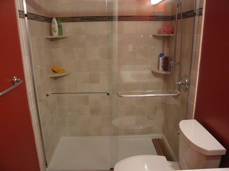 tiled shower stall designs the bathtub was replaced with a large shower stall new