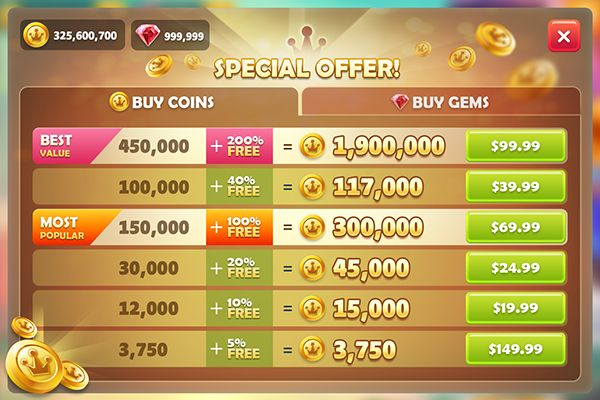 Mirrorball Slots - Kingdom of Riches