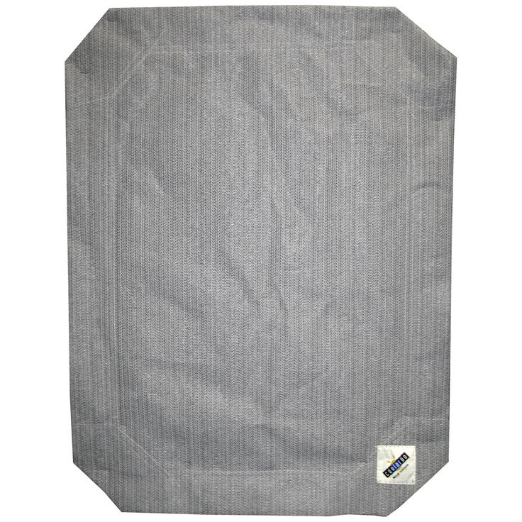 Coolaroo Replacement Dog Bed Cover - Gray - 472405