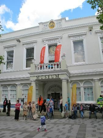 The Willis Museum - the day the Olympic torch came to Basingstoke ...