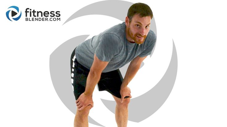An intense 40 minute blend of HIIT cardio and abs - no equipment necessary, warm up and cool down included.