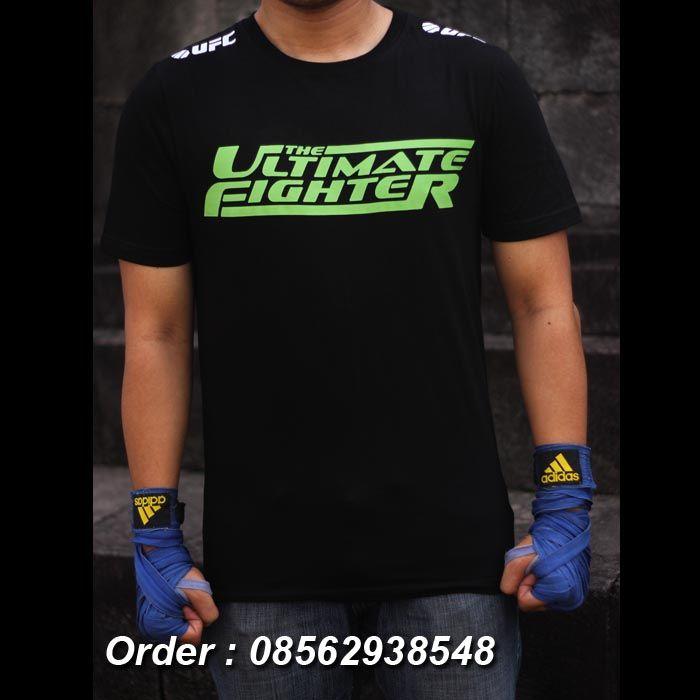 Jual Kaos UFC | Kaos The Ultimate Fighter