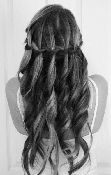 Peinados para bodas y fiestas
