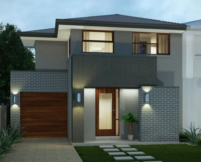 M s de 25 ideas incre bles sobre casas exteriores grises for Ideas para pintar exteriores de casas
