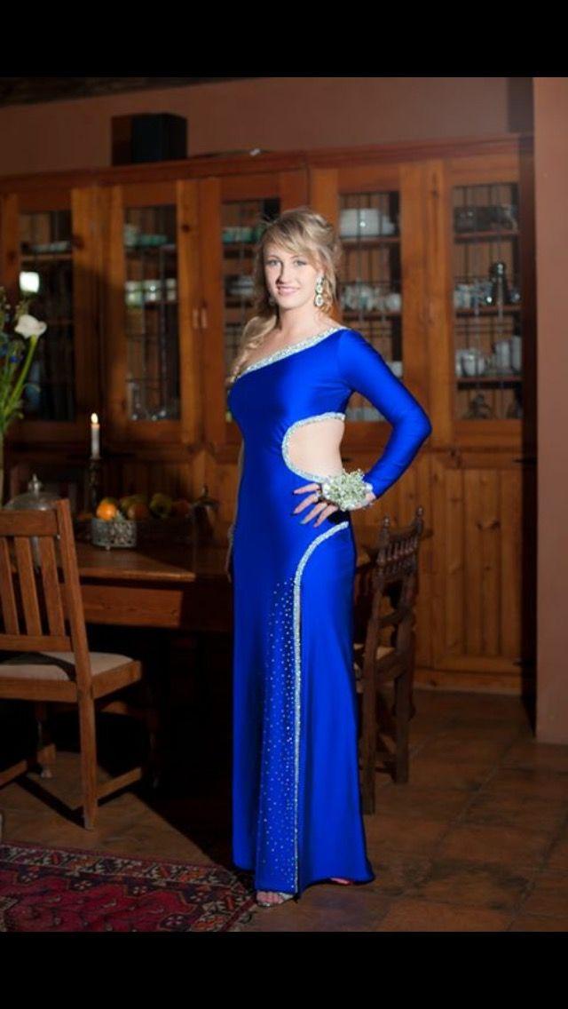 Matric farewell dress by Elswear 2015