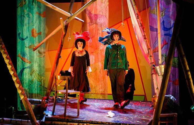 Sophia Clist Theatre Design Flying Lovers of Vitebsk
