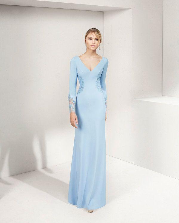 14f48d382 60 vestidos de fiesta de color azul  ¡arrasa en tu evento luciendo alguna  de sus tonalidades! en 2019
