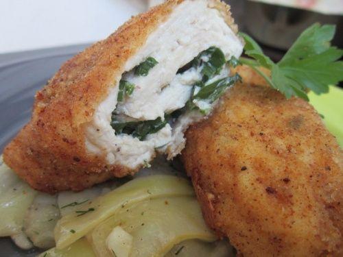 Kiev chicken recipe