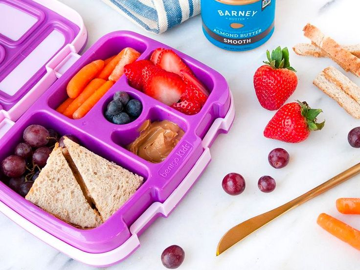 The lesbian lunch box