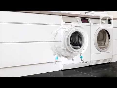 Die Waschmaschine von Electrolux mit Gewichtssensor erzielt erstklassige Ergebnisse mit mehr Effizienz. Sie ermittelt selber die geladene Wäschemenge. In der digitalen Anzeige erscheint sofort das geladene Gewicht der Wäsche mit der präzisen Dosierangabe des benötigten Waschmittels.