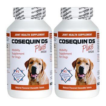 Costco Cosequin® DS Plus MSM 360 Count Joint Health