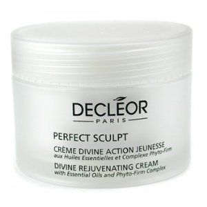 Perfect Sculpt - Divine Rejuvenating Cream 200ml/6.7oz by Decleor. $87.39. This beauty product is 100% original.. A rich cream that offers visible & proven anti-aging result Contains firming effectiveness of 8 Essential Oils & Phyto-Firm Complex Stimulates vitality of epidermis to fight causes & effects of sagging aging skin Combines micro-exfoliation moisturizing & nourishing action Restores a smooth luminous satiny & elastic skin Figure looks firmed reshaped toned & visibly y...