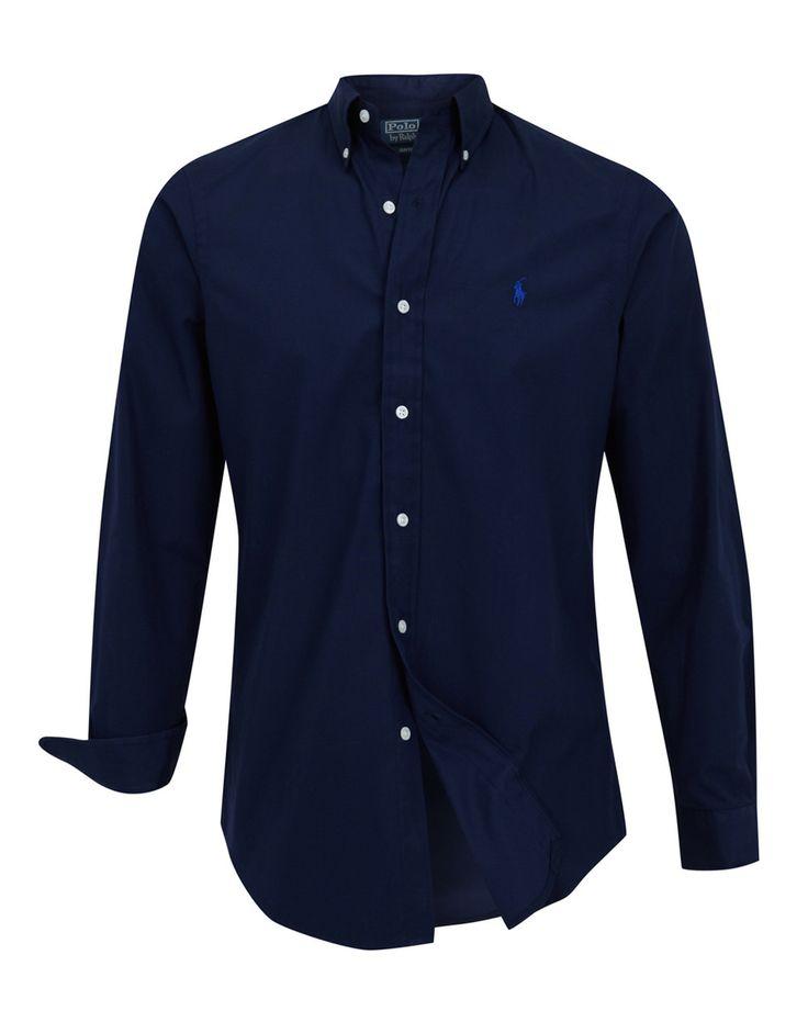 MK8 - Sunday Jeans- Navy shirt by  Polo Ralph Lauren at El Corte Inglés (99 euro)