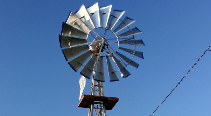 énergie éolienne fonctionnement | Éoliennes de pompage : Fonctionnement et rentabilité - Économie ...