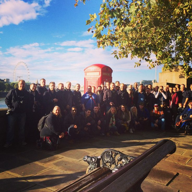 Scott Kelby's own #photowalk has started in London! #WWPW2014