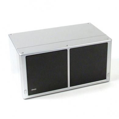 One Touch 120 CD/DVD Box Light Silver No room for DVDs or CDs? Throw out those bulky cases and keep your discs in order with the One Touch 120 CD/DVD Box in Light Silver. Available from Howards Storage World.