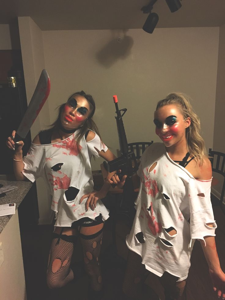 Purge costumes halloween pinterest d guisements id es de d guisement et idee deguisement - Idee costume halloween ...