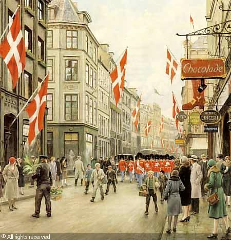 40 best Art - Paul Gustave Fischer images on Pinterest | Copenhagen, Impressionism and Danishes