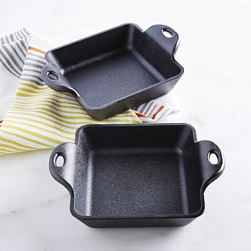 Lodge Cast Iron Mini Server - Square #westelm