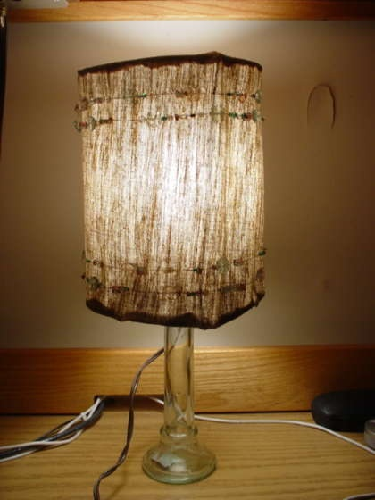 Best 25+ Homemade lamp shades ideas on Pinterest | Diy ...