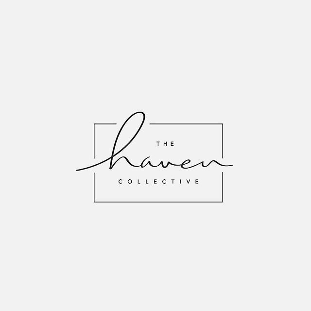 A logo design that didn't make the cut, but we're totally still gushing over thi…