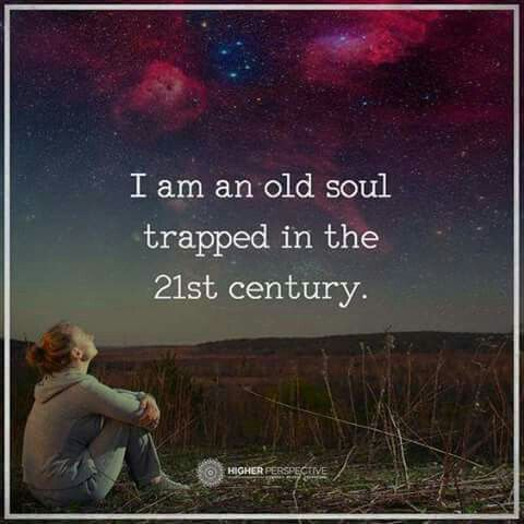 Old Souls •~• 21st century