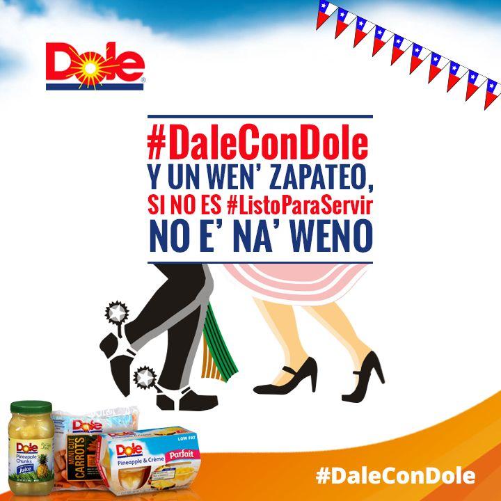 Dale con una paya  18era #DaleConDole