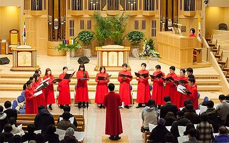 음악으로 드리는 예배 문화 전하는 베스퍼스 합창단 :: 기독공보 ::
