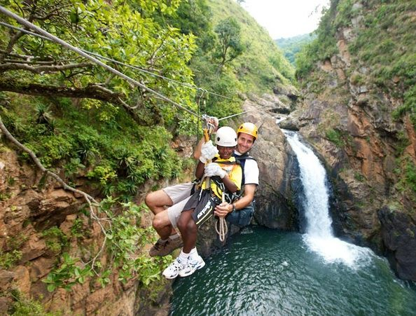 The Magoebaskloof Canopy Tour