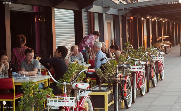 BangPop exterior #swpromenade #melbourne #thai #streetfood