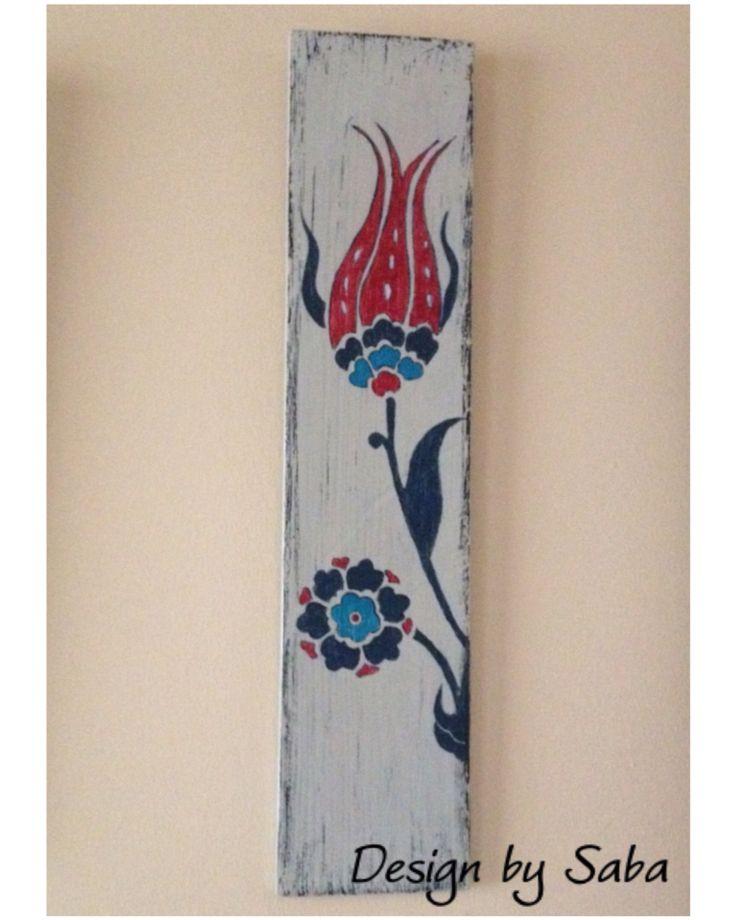 Ottoman tulip Design by Saba