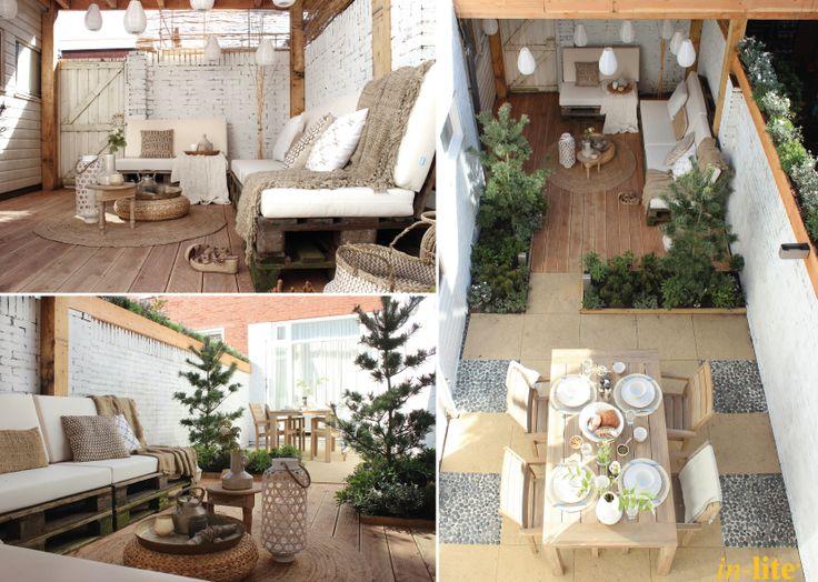 Eigen Huis & Tuin | Ibiza tuin | Inspiratie | Tuinverlichting | armatuur ACE