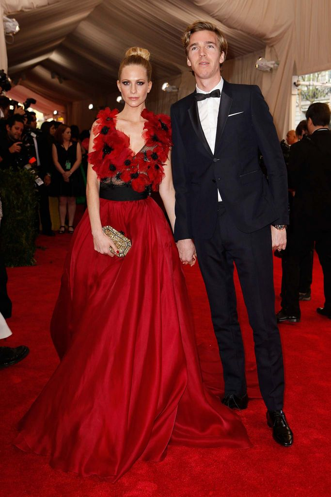 Met Gala 2015 - China: Through A Looking Glass - Poppy Delevingne and James Cook