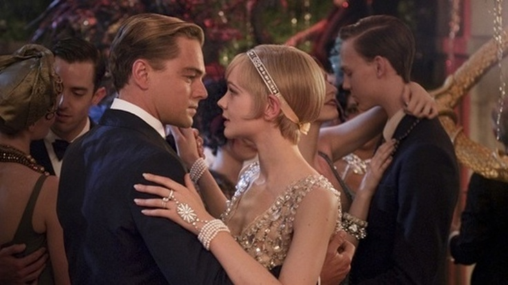 Leonard DiCaprio as Gatsby and Carrey Mulligan as Daisy star in Baz Luhrmanns new interpretation of F. Scott Fitzgeralds 1925 novel, The Great Gatsby.