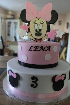 Theresas Backstube: Minnie Mouse
