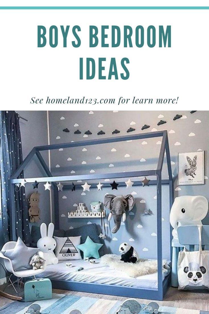 Boys Bedroom Ideas 2021 Diy Boy Bedroom Boys Bedrooms Boy S Bedroom Kids room design 2021