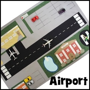 Airports Toys And Cars On Pinterest