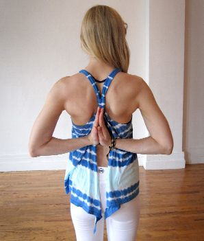 Yoga Shoulder Openers: Yoga Poses for Shoulders, Hips, and Posture