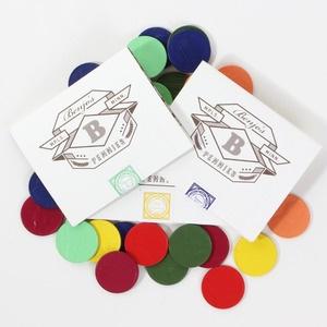 Benjo's Colored Pennies