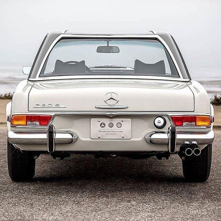 Enlacama Repost Mercedesbenzmuseum 1971 Mercedes Benz