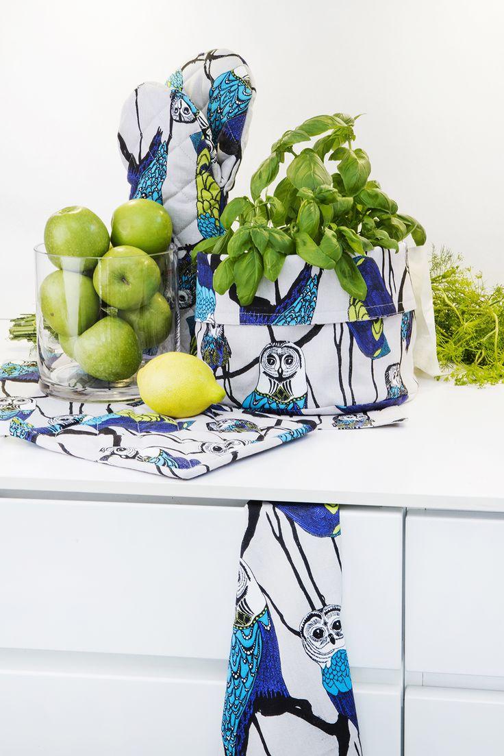 Vallila Huhuu kitchen accessories