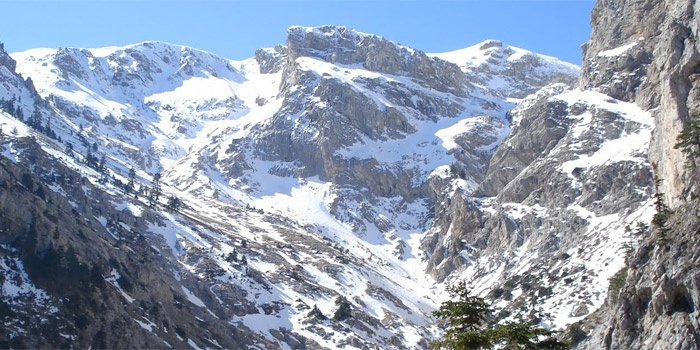 Mount Chelmos