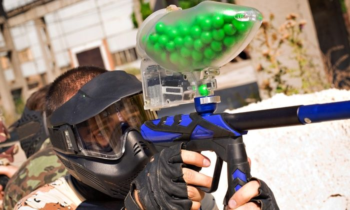 Battle Creek Paintball - Battle Creek: Paintball Packages for 6 or 12 at Battle Creek Outdoor Paintball Fields (Up to 77% Off)