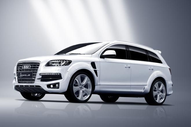 Hofele Design Brings New Design Package For Audi Q7 Audi Brings Design Hofele Package Q7 Audi Q7 Suv Cars Audi Cars