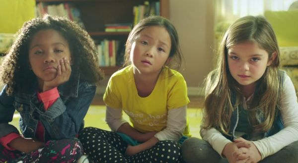 An advert to make little girls dream of being engineers rather than princesses | Creative Boom Magazine