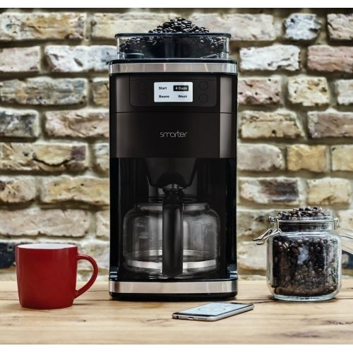 Smarter Coffee - ekspres do kawy WiFi, który możesz obsługiwać nawet za pomocą smartfona   #kawa #coffee #smartfon