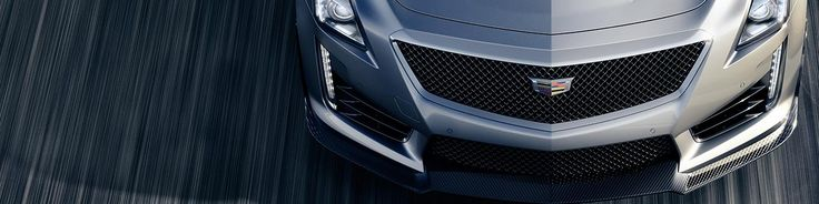 ENGINEERED FOR THE TRACK Arm yourself with power and precision. The 2017 CTS-V dominates the road with a supercharged 6.2L V8 engine and an 8-speed automatic transmission plus structural and suspension components for decisive steering and cornering.